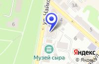 Схема проезда до компании ПТФ МАГРИКО-КОСТРОМА в Костроме
