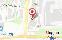 Схема проезда до компании Мебельный салон в Иваново