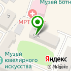 Местоположение компании Комитет по физической культуре и спорту Костромской области