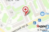 Схема проезда до компании Линия здоровья в Иваново