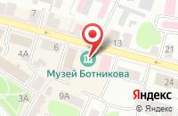Схема проезда до компании Mo`s в Подольске