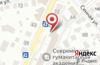 Схема проезда до компании Теремок обезьянки Васи в Костроме