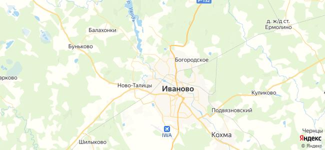 108 автобус в Иваново