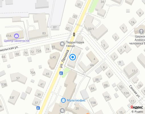 Товарищество собственников жилья «Таунхауз» на карте Костромы