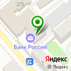 Местоположение компании Мебелидоманет Кострома