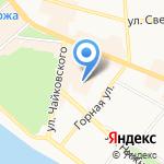 Malina на карте Костромы