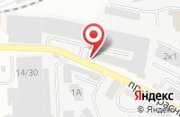 Схема проезда до компании Ивановский механический завод в Иваново