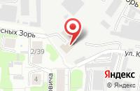 Схема проезда до компании МетизЦветМетОптТорг в Иваново