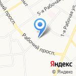 Магазин книги на карте Костромы