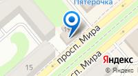 Компания Бизнес план Кострома на карте