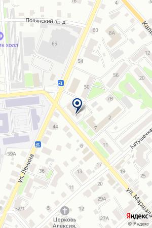 ФИЛИАЛ КОСТРОМСКОЙ КБ РОСЭНЕРГОБАНК на карте Костромы