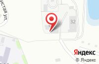 Схема проезда до компании Форсаж в Иваново