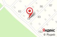 Схема проезда до компании На Клязьме в Черкизово