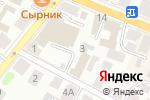 Схема проезда до компании Транспортная фирма в Костроме
