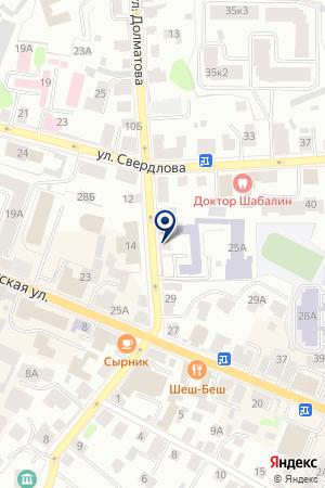 ФИЛИАЛ КОСТРОМСКОЙ РОССИЙСКИЙ ГОСУДАРСТВЕННЫЙ ГУМАНИТАРНЫЙ УНИВЕРСИТЕТ на карте Костромы