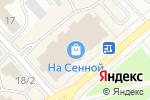Схема проезда до компании Магазин дубленок в Костроме