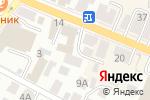 Схема проезда до компании Планета Тур в Костроме