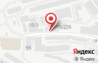 Схема проезда до компании Джета в Иваново