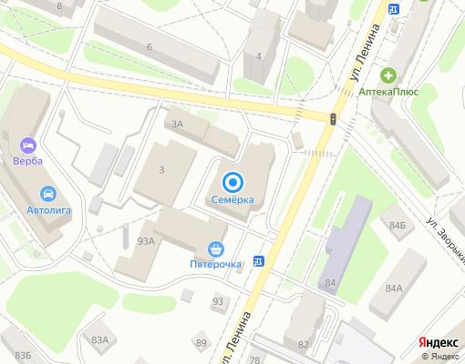 Управляющая компания «ЦУН» на карте Костромы