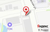 Схема проезда до компании Ком ДМ в Иваново