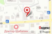 Схема проезда до компании Сотер в Костроме