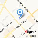 Вариант на карте Костромы