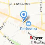 Эксклюзив на карте Костромы