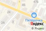 Схема проезда до компании Mon Lapin в Костроме
