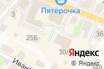 Схема проезда до компании Салон-мастерская в Костроме