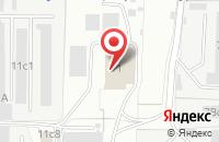 Схема проезда до компании Ивспецдеталь в Иваново