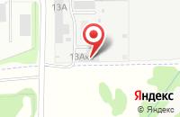 Схема проезда до компании МастерТент в Иваново