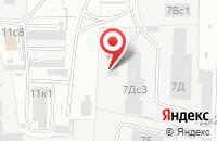 Схема проезда до компании ИВТЕХСЕРВИС в Иваново