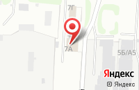 Схема проезда до компании Сталь-М в Иваново