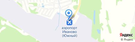 Иваново на карте Игнатово