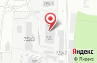 Схема проезда до компании РЛС в Иваново