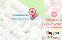 Схема проезда до компании Современные технологии озеленения и благоустройства в Иваново