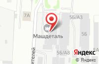 Схема проезда до компании Ив-принт-сити в Иваново