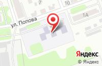 Схема проезда до компании Детский сад №191 в Иваново