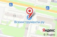 Схема проезда до компании Мята в Иваново