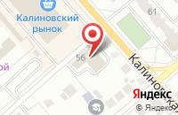 Схема проезда до компании Интернет-магазин dalexa в Костроме