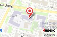 Схема проезда до компании Ивановский государственный политехнический университет в Иваново