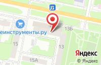 Схема проезда до компании СБЕРБАР в Иваново