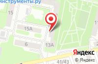 Схема проезда до компании МК Формула Комфорта в Иваново