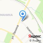 Профи на карте Костромы