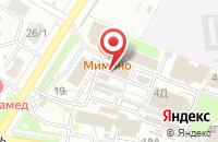 Схема проезда до компании Механик в Иваново