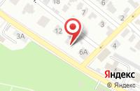 Схема проезда до компании Гидроимпульс в Иваново