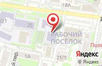 Схема проезда до компании Ивановский колледж легкой промышленности в Иваново