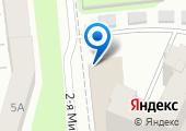 Автомойка на Минской на карте