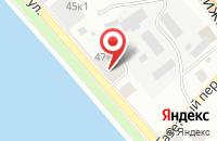 Схема проезда до компании Алмира в Петрозаводске