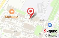 Схема проезда до компании Мимино в Иваново